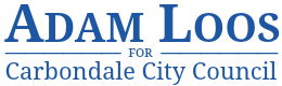 Adam Loos for Carbondale City Council